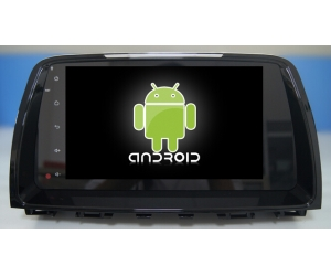 9'' Android 7.1Mazda 6 Car DVD GPS