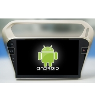 China 10.1'' Android 4.4.2 Peugeot 301 Car DVD GPS factory