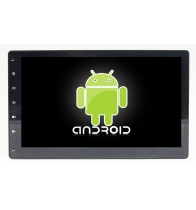 La fábrica de China 10.1inch Double Din Android Universal Car DVD GPS