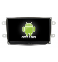 China 8'' Android 7.1Renault Duster Car DVD GPS factory