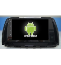 China 9'' Android 4.4.2 Mazda 6 Car DVD GPS factory