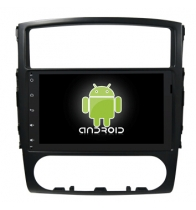 China 9'' Android 7.1 Mitsubishi Pajero Car DVD GPS factory