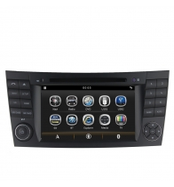 China Car DVD for Mercedes E/G/GLS class ST-8889 factory