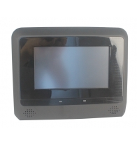 China Car headrest DVD player with 7inch High definition Active Headrest Entertainment System factory