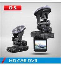 จีน for HD DUAL LENS CAR DVR D5 ST-V7 โรงงาน