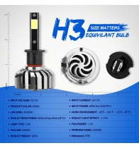 China N7-H3 Car Led Headlights factory