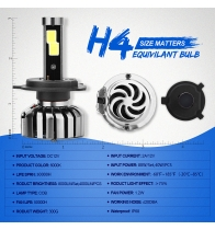 China N7-H4 Car Led Headlights factory