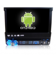 China Einzel Din Android Universal-Auto-DVD GPS ST-7116C-Fabrik