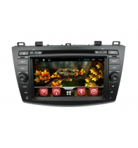 China Android 7.1Car DVD for Mazda 3 (ST-6418C) factory