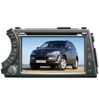 China Android 7.1 Car DVD for Ssangyong Kyron/Actyon (ST-8061C) factory