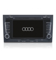China car dvd for AUDI A4 ST-8663 factory