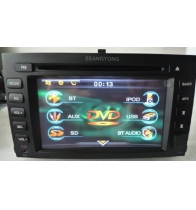 China lsqSTAR Car Dvd for SSANG YONG Rexton ST-8005 factory
